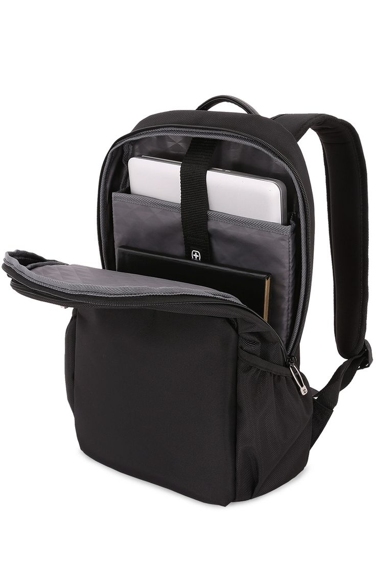 Diy laptop backpack - Swissgear 6369 Laptop Backpack Large Main Compartment