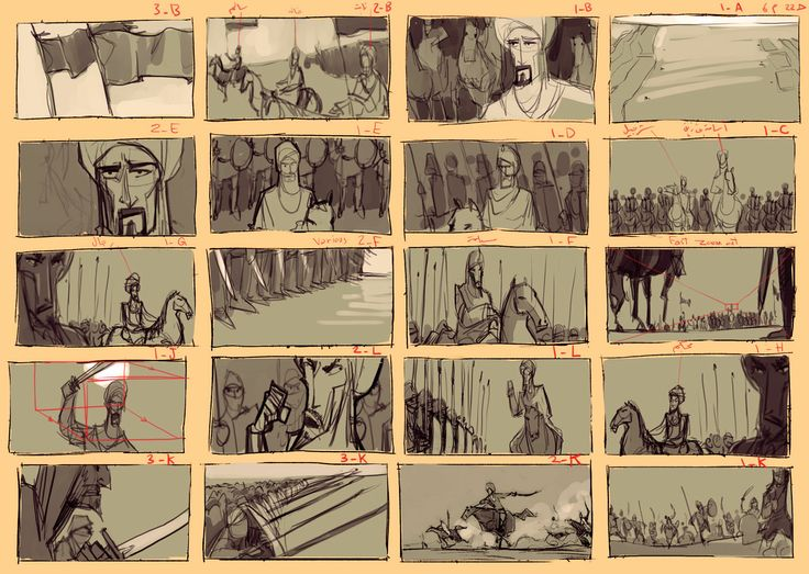 Best Storyboards Images On   Perspective Animation