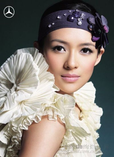 Zhang Ziyi...loved her face since crouchen tiger hidden dragon. What a beautiful face!!