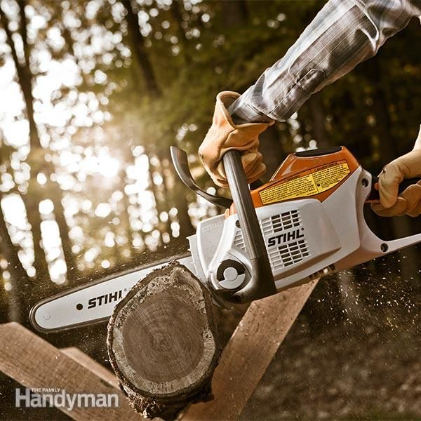 <p>Keeping your chain saw's bar, chain and drive sprocket in tip-top shape involves more than regular chain sharpening and re-tensioning. Even with meticulous care, a chain saw's drive sprocket and bar eventually wear out and must be replaced.</p> <p>We asked our small-engine expert, Roger Wyatt at Reed's Sales & Service, to walk us through a typical chain saw 'front-end job.' He showed us how to keep a saw on the cutting edge. You can replace a...