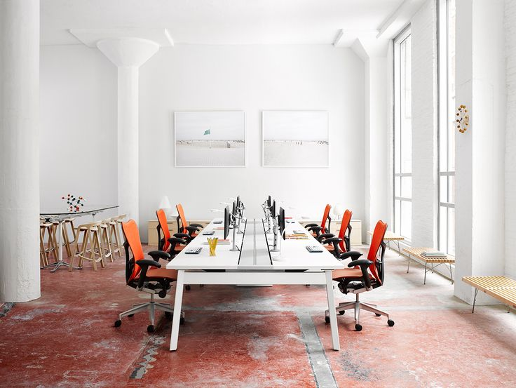 Inspiration for the Herman Miller's Living Office, featuring Mirra 2 by Studio 7.5, 2013.