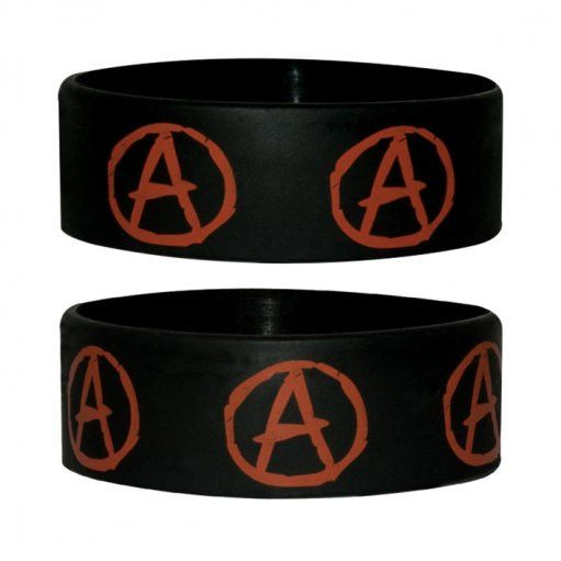 Anarchy Wristbands With Free UK Delivery.