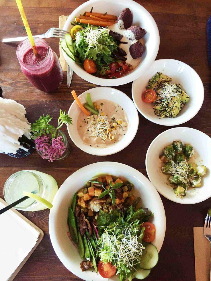 """Vegan Food / """"The Bowl"""" in Berlin"""