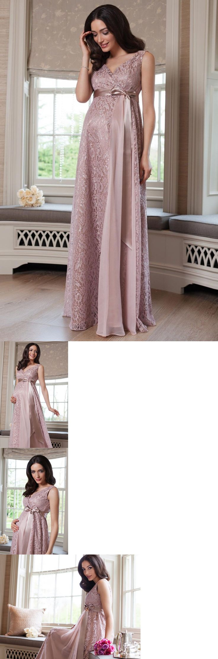 920 best dresses 11534 images on pinterest curve maternity dresses 11534 tiffany rose maternity dress gown blush thea size s m ombrellifo Image collections