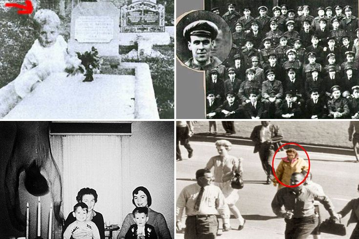 MYSTERIES are usually the stuff of films and fiction so when a real life riddle is captured on camera they're hard to forget. 1. The Babushka lady at JFK's murder After American President John F. K…