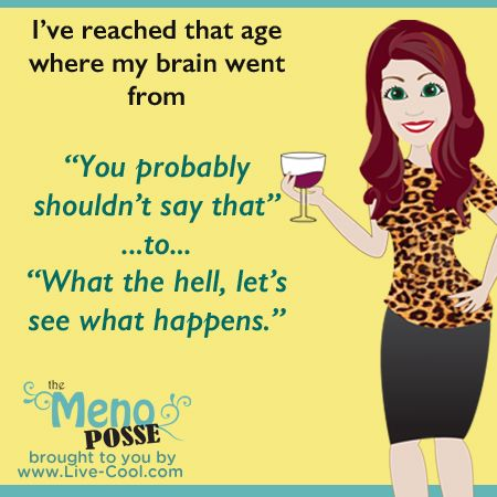 Menopause can be scary but taken with a little humor and Live Cool and you will feel yourself again!  Live Cool!   #menopause #hotflash #nightsweats