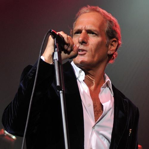 Michael Bolton my all time favorite singer!
