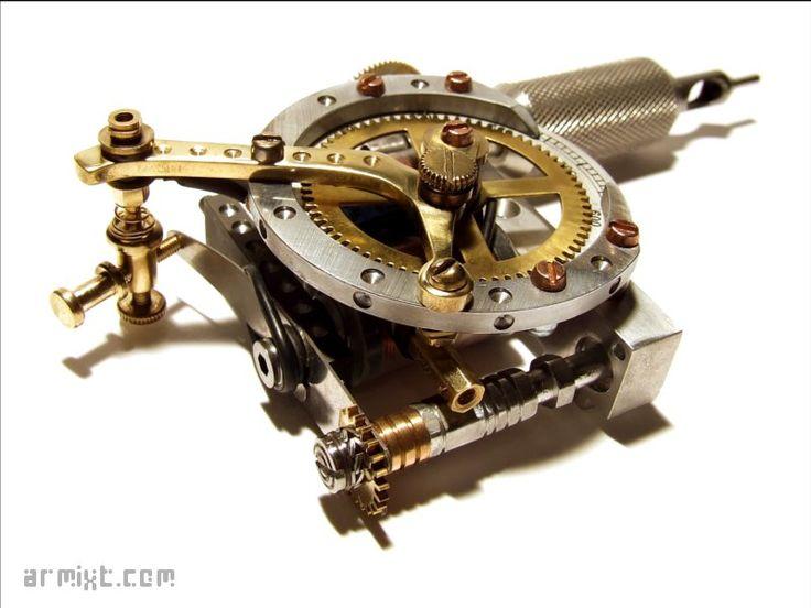 Armixt handmade tattoo machine 011 machines for art