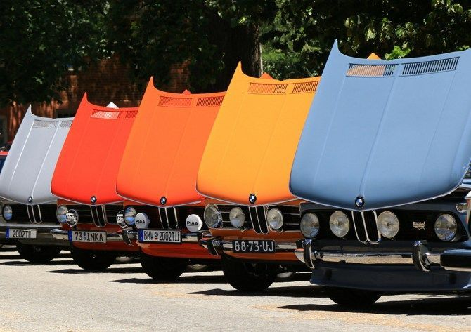 Bmw 2002 vintage classic cars 48