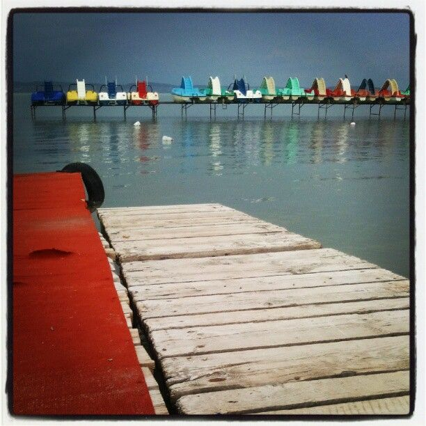 the resting lake - Photo from the Instacanvas gallery of kleba.