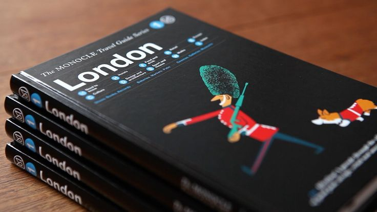 """Monocle / """"The Monocle Travel Guide Series"""" - 2015"""