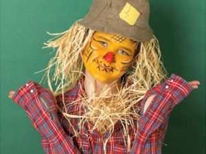 making a scarecrow - Google Search