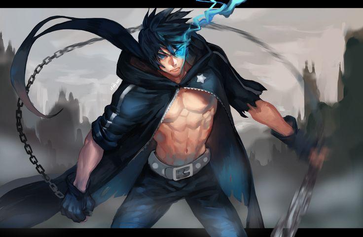 Black Rock Shooter (Male Genderbend) by na-insoo.deviantart.com on @deviantART