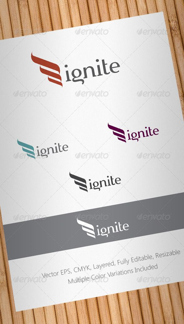 Best Logo Templates Images On Pinterest Logo Templates Font - Luxury ignite template scheme