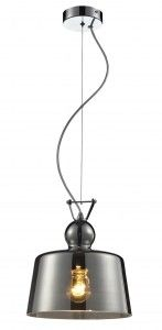 Lampa sufitowa BOLLA D 1 pł. Lampex 305/D