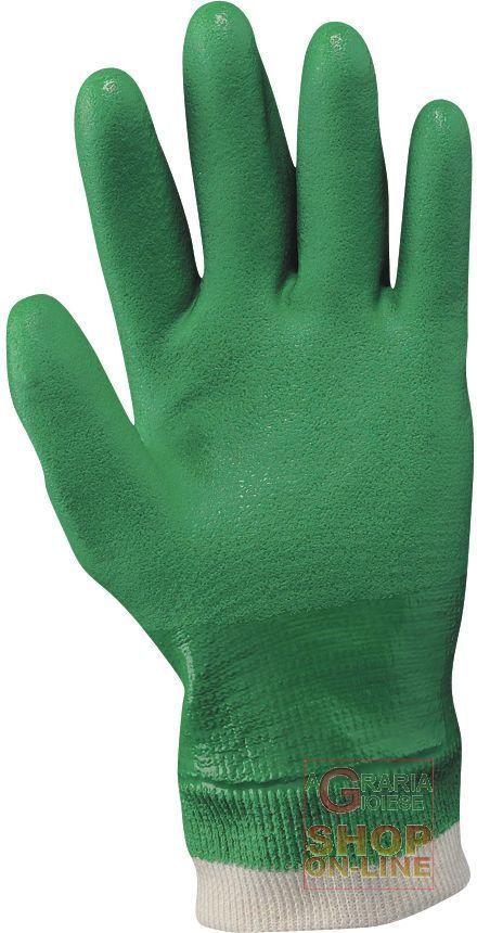 GUANTO RICOPERTO IN PVC  POLSO IN MAGLIA  COLORE NERO  TG  S M L XL https://www.chiaradecaria.it/it/guanti-da-lavoro/8460-guanto-ricoperto-in-pvc-polso-in-maglia-colore-nero-tg-s-m-l-xl.html
