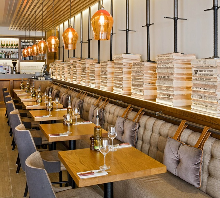 Images about interiors restaurant design on
