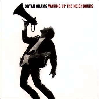 Bryan Adams - Waking Up The Neighbors Tour - 5/13/1994 - The Spectrum