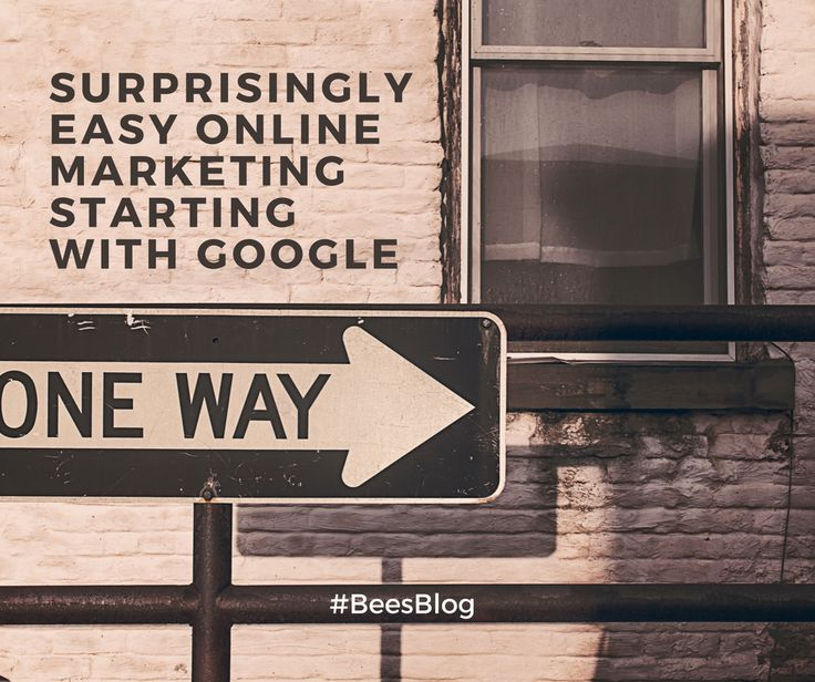 Surprisingly Easy Online Business Marketing Starting with Google