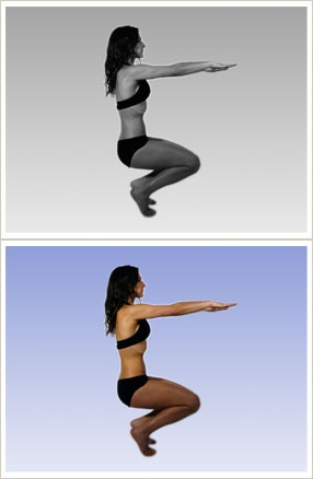 utkatasana awkward pose  bikram yoga  bikram yoga yoga