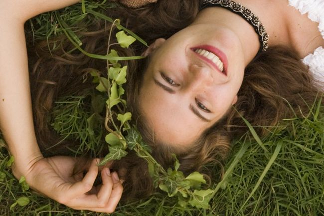 Bulk Herb Store - Articles - Happy Hair At Last! Great ideas for happy, healthy, and beautiful hair!