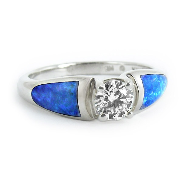 47 Best Images About Opal Rings On Pinterest