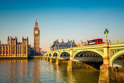 20 cosas en Londres
