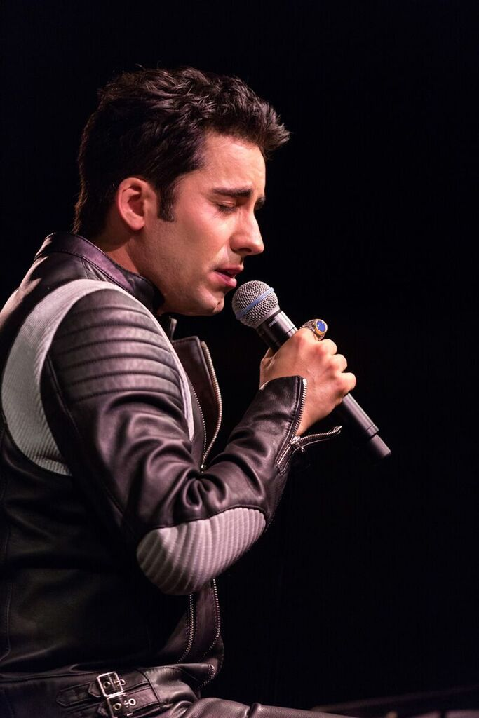 Yours Truly, John Lloyd Young  Posted on Feb 10, 2016 in Music Reviews