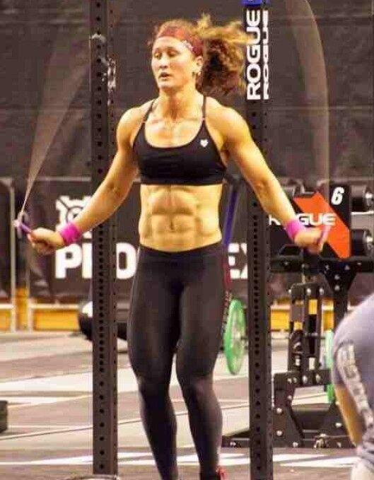 Tia Clair Toomey | Crossfit fit | Pinterest