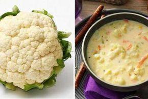 Urobte si tú najlepšiu karfiolovu polievku s mrkvou a syrom, ktorá je hotová za 30 minút