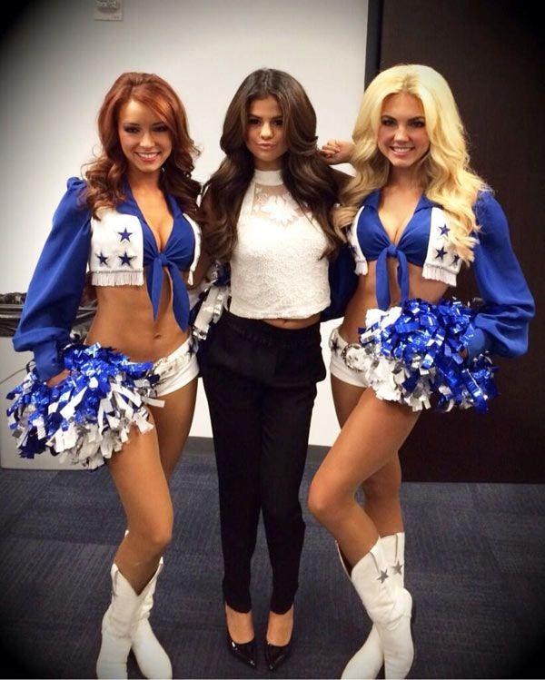 Selena Gomez To Perform At Dallas Cowboys' ThanksgivingGame