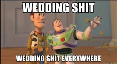 @Brittany Horton Horton Venable ahahah WEDDINGS eeeeeekkkkk!