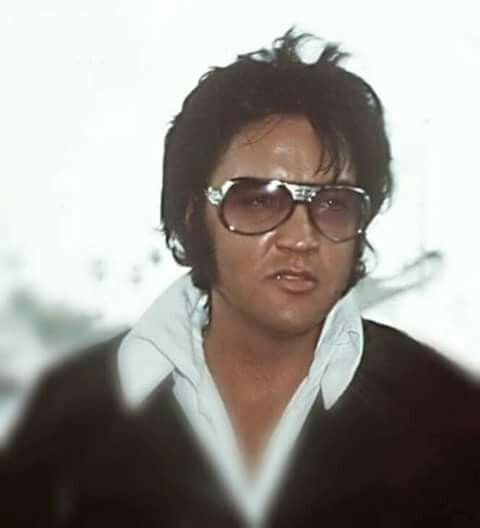 The one and only King of Rock n Roll Elvis