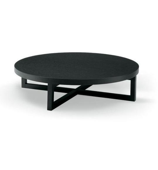 Tavolini quadrati e rotondi serie yard design paolo piva, poliform ...