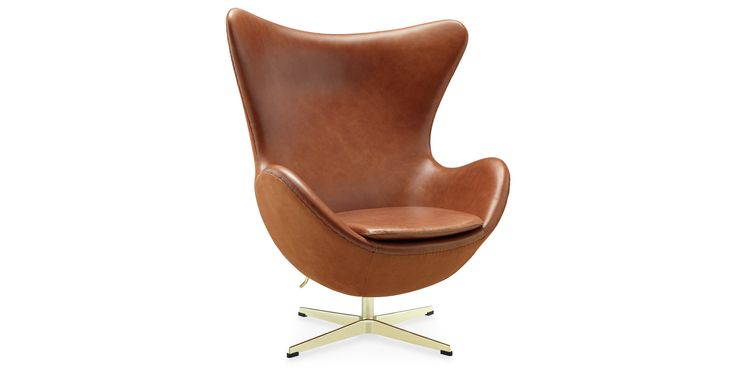 The Golden Egg Chair
