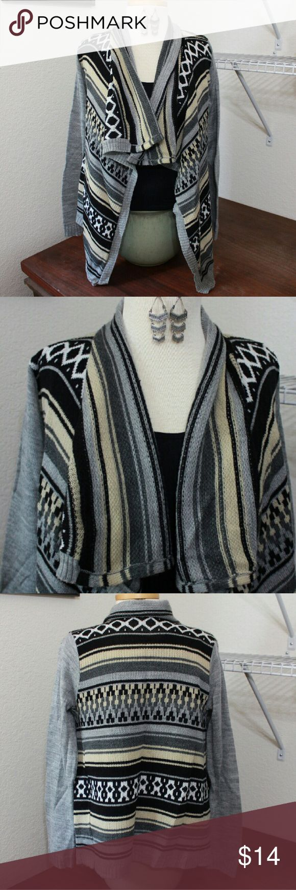 Beautiful Tribal Cardigan Beautiful Tribal Cardigan in Excellent Condition. Say What? Sweaters Cardigans