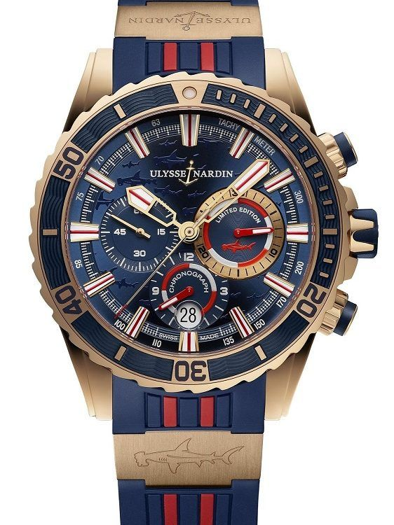 Ulysse Nardin is the most celebrated luxury watch brand in the world, and the only one to have received over 4300 1st Place Awards, 18 Gold Medals, Registered in the Guinness Book of Records, and w…