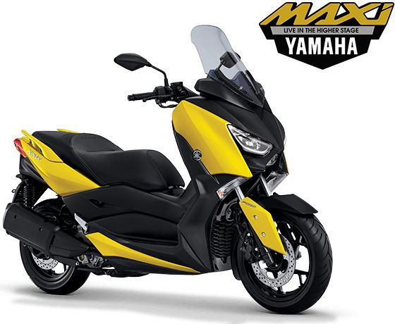 """Bandung Lautan MAXI"" Yamaha, 40 Persen Konsumen Indent Online XMAX Berasal Dari Bandung"