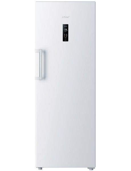 This 328L vertical fridge from Haier will be a versatile addition to your kitchen.