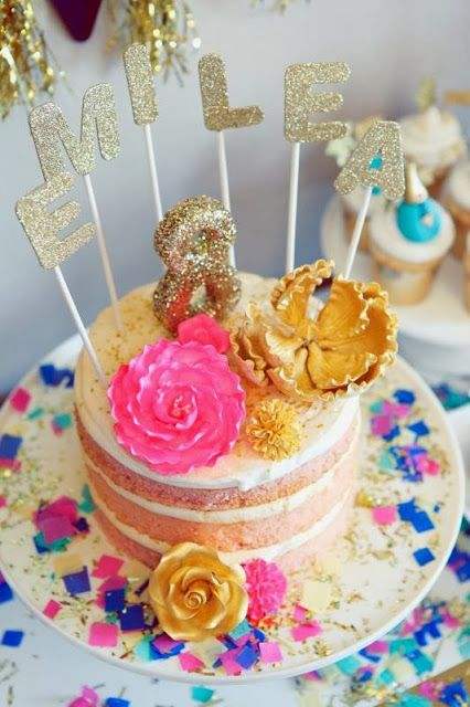 26 best Glitter cake images on Pinterest Glitter cake Glitter