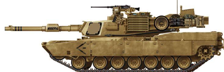 M1 Abrams (1978)