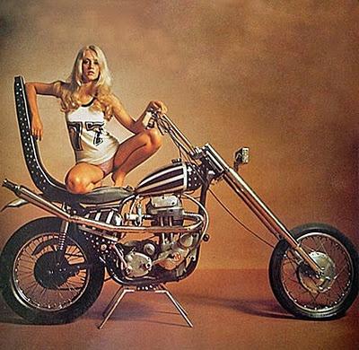 Vintage Chopper.
