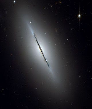 ACS Image of NGC 5866