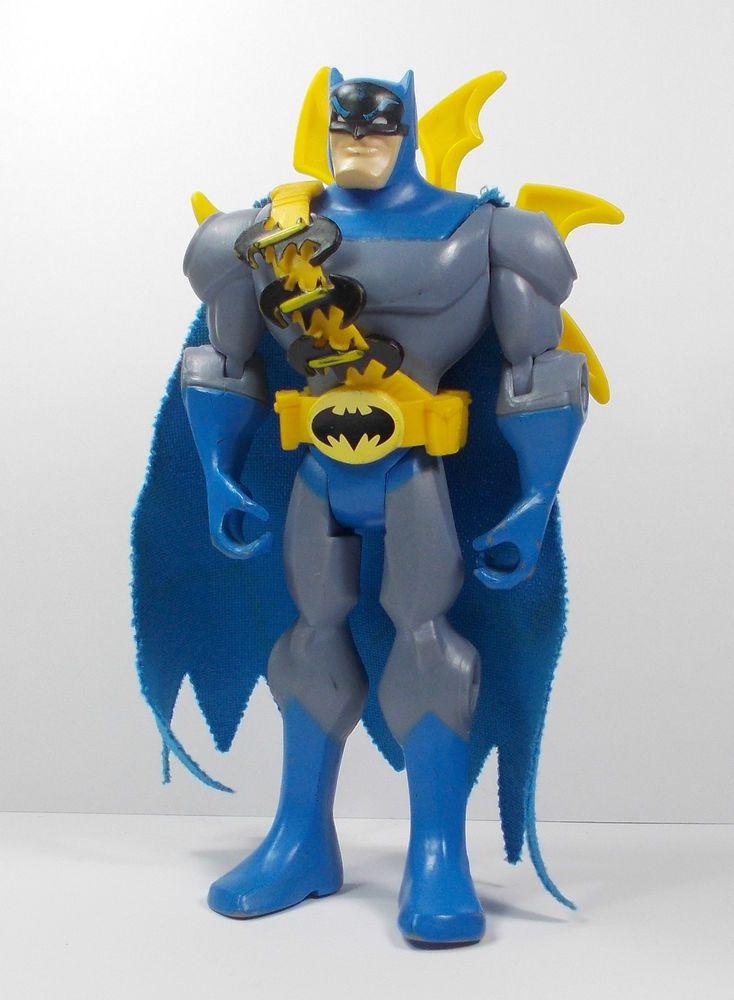 Batman Brave & Bold Action Toy Figure - DC Comics (1)