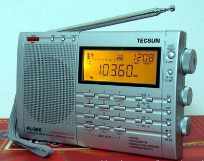 TECSUN PL-660 Portable Shortwave AM//FM/AIR RECEIVER 2000 Memories on @eBay! http://r.ebay.com/Uk9Qwq