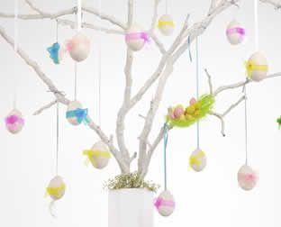 L'arbre de Pâques, pourquoi pas ?