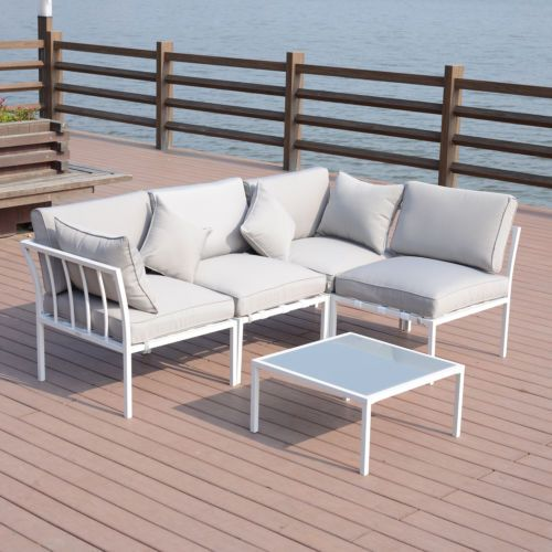 5PC-Patio-Garden-Sofa-Set-Sectional-Furniture-Outdoor-Couch-W-Cushion-Lawn-Grey