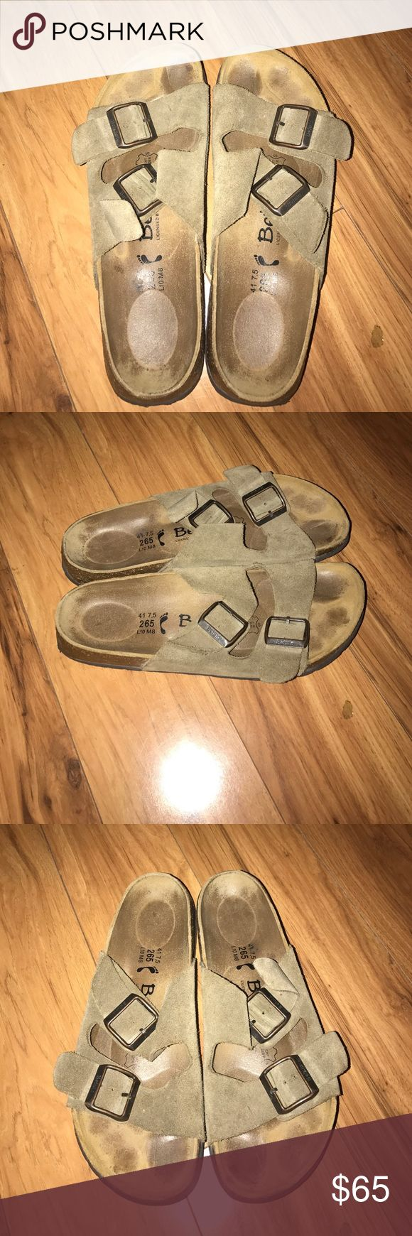 Betula Sandals by Birkenstock Betula Sandals by Birkenstock- Size Ladies 10, Men 8, in Great condition, only worn a handful of times. betula Shoes Sandals