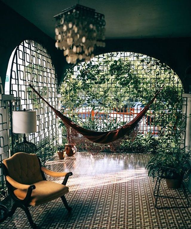 The perfect place to hang . . .  #dream_casa >>> @_the_dreamcatcher <<<