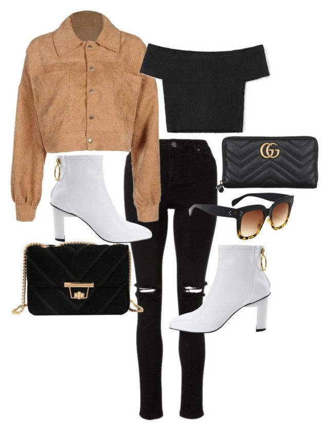 """""""elevated"""" by florencia95 ❤ liked on Polyvore featuring Gucci"""